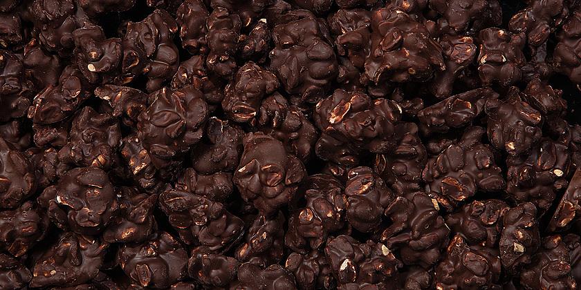 normal Chocolade Pindarotsen Puur