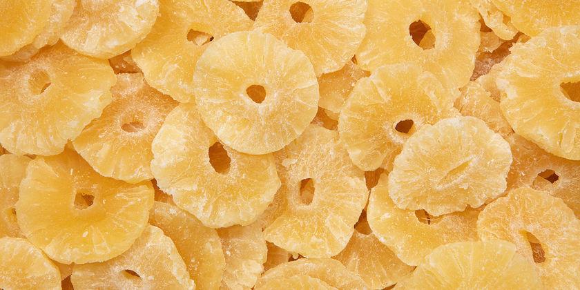 normal Ananas ringen