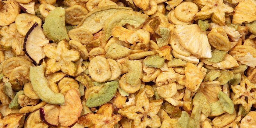 normal Fruit Chips